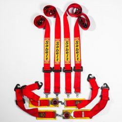 Ferrari F40 Seatbelts